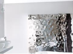 Venis, SEA SILVER Rivestimento tridimensionale effetto metallo