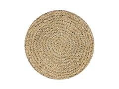 Tovaglietta rotonda in seagrassSEAGRASS | Tovaglietta - BAZAR BIZAR