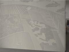 Carta da parati ecologica in intonaco arrotolabile con paesaggiSEASON 1 KW1602 - AFFRESCHI & AFFRESCHI