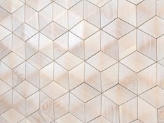 Rivestimento tridimensionale modulare in legnoSEATTLE - NEXT LEVEL DESIGN STUDIO