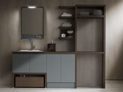 HITO | Tall laundry room cabinet
