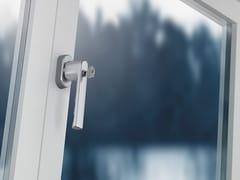HOPPE, HAMBURG | Maniglia per finestre con serratura  Maniglia per finestre con serratura