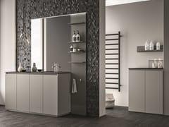 Mobile bagno con base portalavatrice SEGNO | Mobile lavanderia - Segno