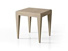 Tavolino quadrato in legno da salottoSEGRETI S1089 | Tavolino quadrato - ARTE BROTTO MOBILI