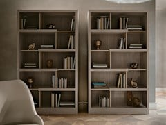 Libreria a giorno in legnoSEGRETI S1910 | Libreria - ARTE BROTTO MOBILI