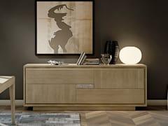 Madia in legno con cassettiSEGRETI S490 | Madia - ARTE BROTTO MOBILI