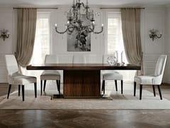 Tavolo rettangolare in legnoSEGRETI S695/240 | Tavolo - ARTE BROTTO MOBILI