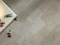 Pavimento/rivestimento in gres porcellanato effetto pietraSELCI CHIARA - ASTOR CERAMICHE