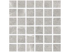 Mosaico in gres porcellanatoSELECTION | Mosaico grey - ARMONIE CERAMICHE