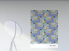 Decorazione adesiva a motivi in PVCSELTZ | Poster - PPPATTERN
