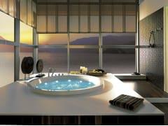 NOKEN, SOLEIL ROUND | Vasca da bagno a semincasso  Vasca da bagno a semincasso