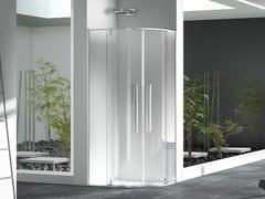 Box doccia semicircolare in vetroZEN   Box doccia semicircolare - MEGIUS