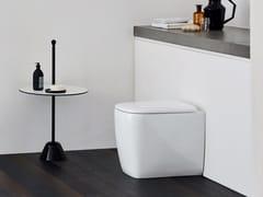 Wc in ceramica a pavimento SEMPLICE | Wc a pavimento - Semplice