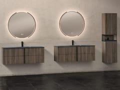Mobile lavabo componibile singolo sospesoSEN | Mobile lavabo componibile - FIORA