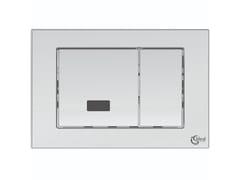 Placca di comando per wc in Zamak ad infrarossiSEPTA PRO E1 - IDEAL STANDARD ITALIA