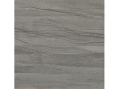 Pavimento/rivestimento in gres porcellanato SEQUOIE WAVE DARK STAGG - CERAMICHE COEM