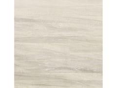 Pavimento/rivestimento in gres porcellanatoSEQUOIE WAVE WHITE SHERMAN - CERAMICHE COEM