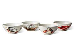 Set di ciotole in ceramicaTATTOO   Set di ciotole - POLS POTTEN