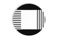 Piatto da portata rotondo in porcellanaTEATRO | Piatto da portata - DEUXIEME CHAMBRE