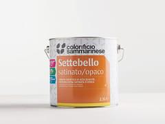 Colorificio Sammarinese, SETTEBELLO OPACO Smalto sintetico