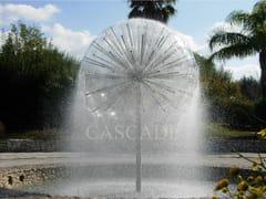 Ugello classico per fontaneSFERA D'ACQUA - CASCADE