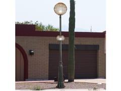 Lampione da giardino in vetro di Murano SFERA EP 363 - Sfera