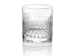 Set di bicchieri da acqua in vetro decoratoSHAKE & STIR No.6 - INDUSTRIA VETRARIA VALDARNESE