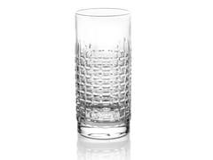 Set di bicchieri in vetro decoratoSHAKE & STIR No.5 TALL - INDUSTRIA VETRARIA VALDARNESE