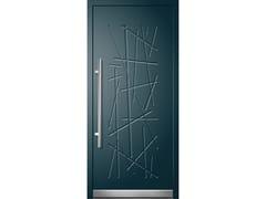 Pannello di rivestimento per porte blindate in alluminioSHANGAI - ROYAL PAT
