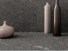Pavimento/rivestimento in gres porcellanato effetto pietraSHAPES OF ITALY GARDENA - CERAMICHE CAESAR