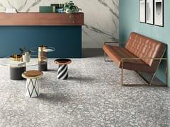 Pavimento in gres porcellanato effetto terrazzo venezianoSHARDS LARGE GREY - CERAMICA FONDOVALLE