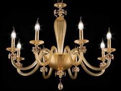 Lampadario in cristallo con cristalli Swarovski® SHEEN L8 - Sheen