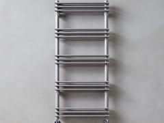Scaldasalviette in acciaio al carbonioSHELF 35 - CALEIDO
