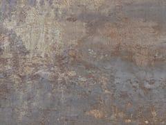 Rivestimento effetto metallo SHINE DARK - Ruggine