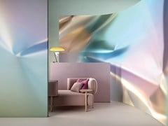 Carta da parati stampata in digitale in vinile SHINE - COLLECTION IX Creative Wallcoverings