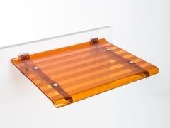 Sedile doccia ribaltabile in policarbonatoLEO | Sedile doccia - KOH-I-NOOR CARLO SCAVINI & C.