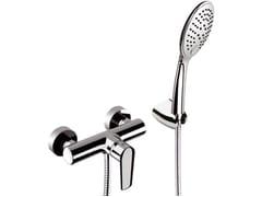 Miscelatore per doccia esterno monocomando con doccetta VANITY | Miscelatore per doccia con doccetta - Vanity