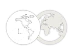 Orologio in MDF da pareteSI-459 | Orologio - L.A.S