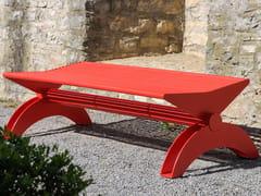 Panchina in acciaio inox senza schienaleSIARDO 1300 R | Panchina - BENKERT BÄNKE