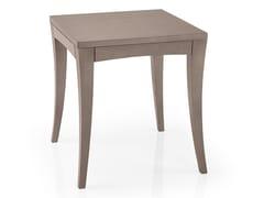 Tavolino di servizio quadrato NIASSA | Tavolino di servizio - Niassa