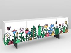 Madia in legnoFLOWERS - PICTOOM  ART FOR YOUR HOME DI MAROGNA CESARE & FIGLI