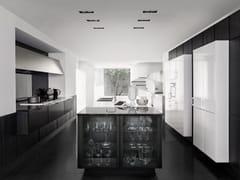 Cucina con anta profilata da 6,5 mmSieMatic PURE - SE 3003 R - SIEMATIC MÖBELWERKE