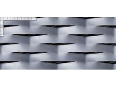 Rete stirata per rivestimento di facciataSIERRA - FILS