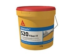 SIKA ITALIA, SIKALASTIC 520 FIBER Impermeabilizzazione liquida
