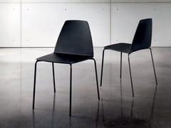 Sedia in multistrato SILA | Sedia in multistrato - Sila
