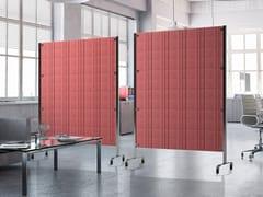 Divisorio ufficio fonoassorbente freestandingSILENTPURE | Divisorio ufficio - ELITABLE