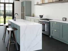 Top cucina in Silestone®SILESTONE® ETERNAL CALACATTA GOLD - COSENTINO