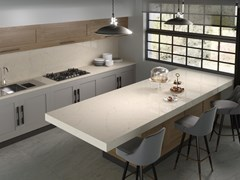 Top cucina in Silestone®SILESTONE® ETERNAL MARFIL - COSENTINO