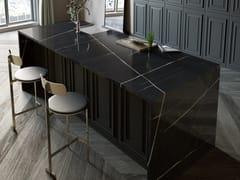 Top cucina in Silestone®SILESTONE® ETERNAL NOIR - COSENTINO