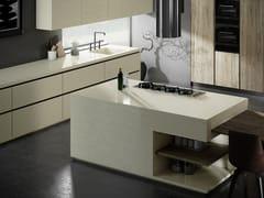 Top cucina in Silestone®SILESTONE® ETERNAL SILKEN PEARL - COSENTINO